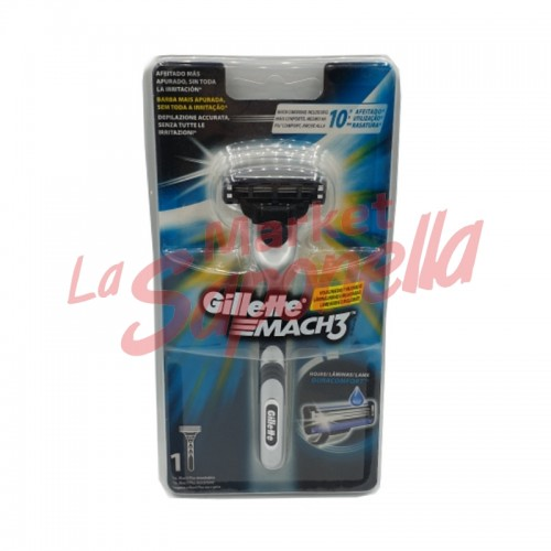 Aparat de ras Gillette Mach3